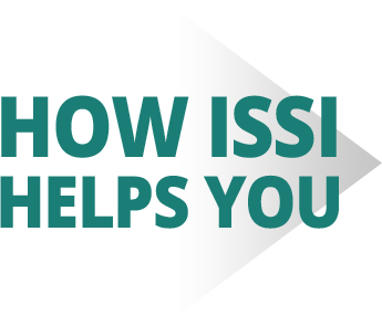 How ISSI Helps You
